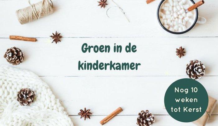 Groen in de kinderkamer