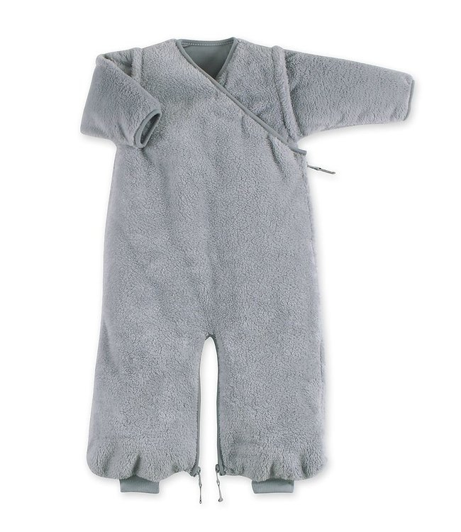 Bemini 3-9 months winter sleeping bag Softy Gray