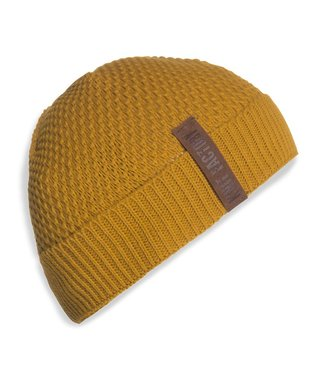 Knit Factory Jazz beanie Oker