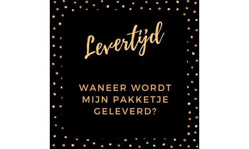 Levertijd