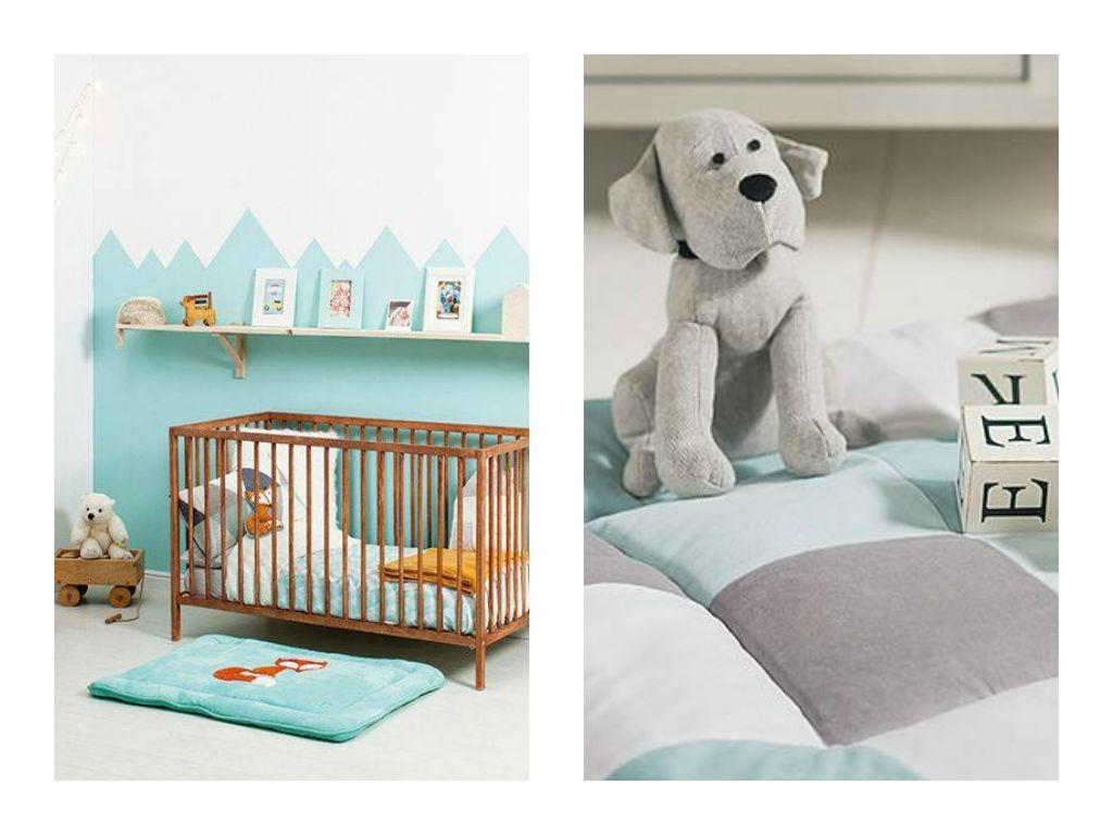 Babykamer Groen Blauw.Blog Jade Groen De Trend Voor De Babykamer Ik Ben Zo Mooi