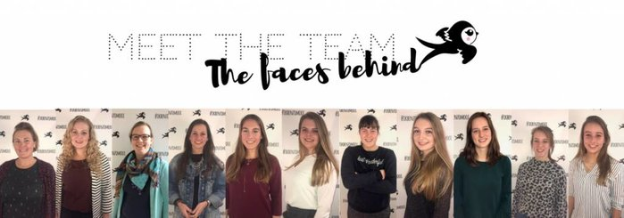 The faces behind!