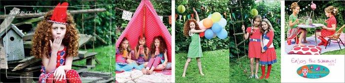 The Dutch Design Bakery babes zomer 2015