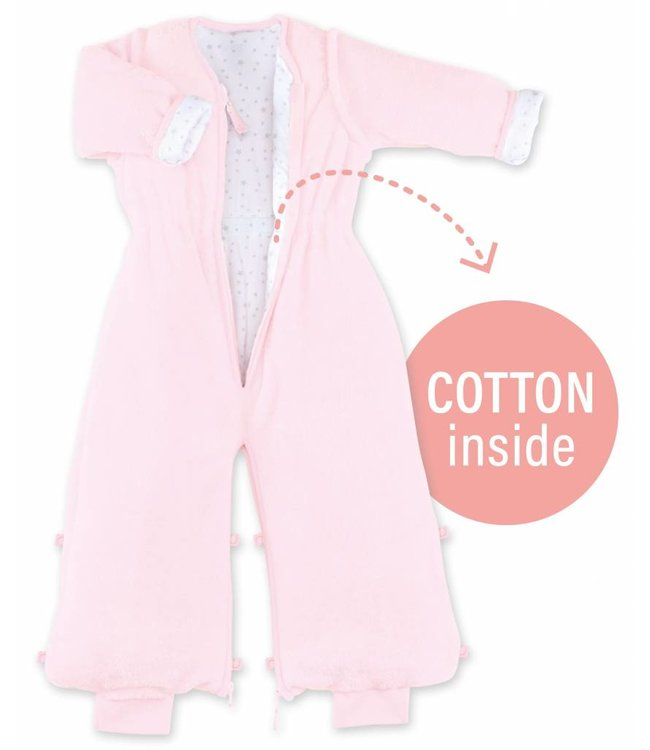 Bemini 18-36 months winter sleeping bag Softy Jersey Cristal