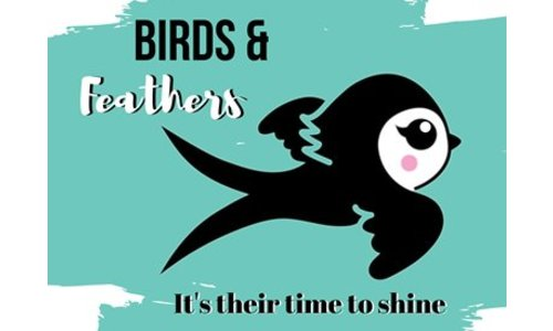 Birds & Feathers event