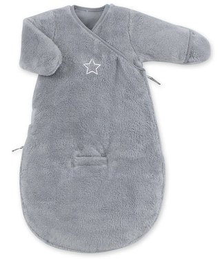 Bemini 0-3mth winter sleeping bag Softy Stary Gray