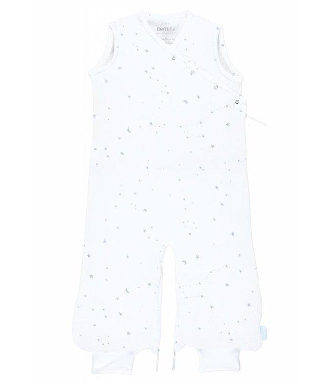 Bemini 3-9 months summer sleeping bag Stary Off-White
