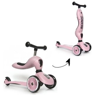 Scoot and Ride Highwaykick 1 - Rose