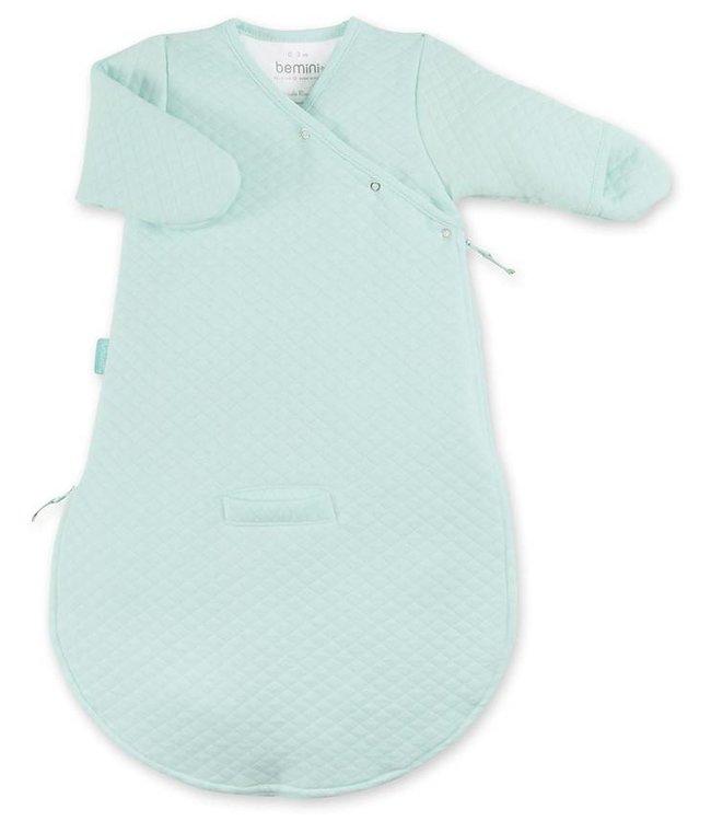 Bemini 0-3 month summer sleeping bag Kilty Mint green