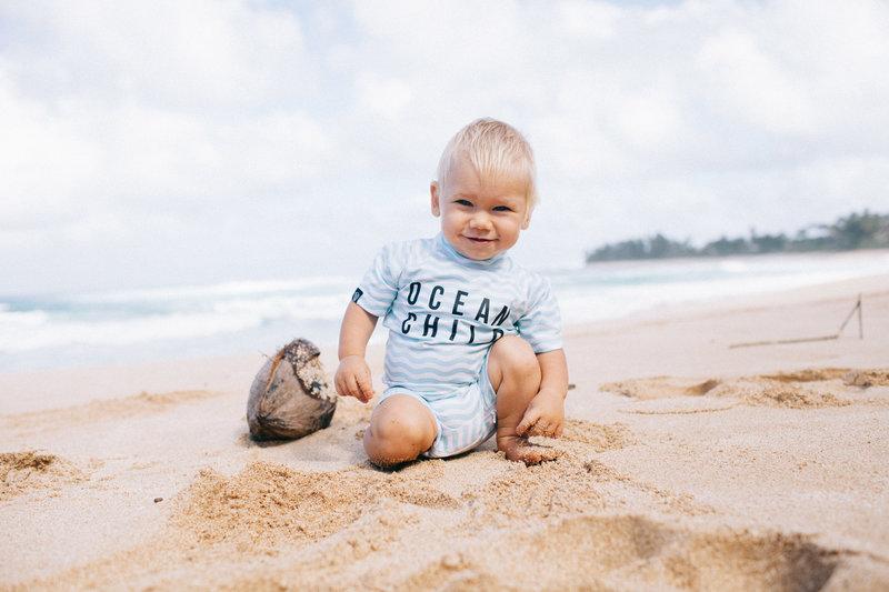 Beach & Bandits UV pakje Ocean Child