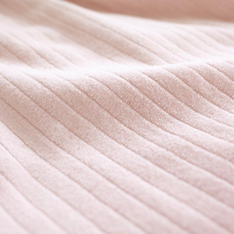 Bemini  0-3 mnd winterslaapzak Velvet Blush - 60 cm - 3.0 Tog