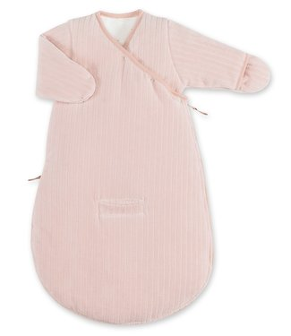 Bemini 0-3 months winter sleeping bag Velvet Blush