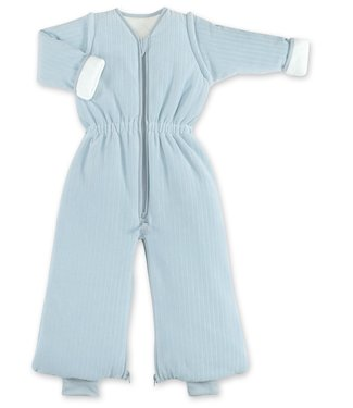 Bemini 9-24 months winter sleeping bag Velvet Breeze blue