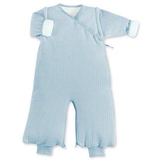 Bemini 3-9 mnd winterslaapzak Velvet Breeze blauw
