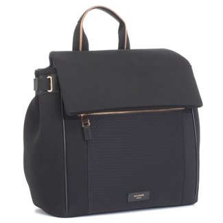 Storksak luiertas st. James Scuba Black