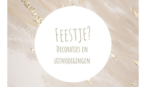 Feestdecoraties