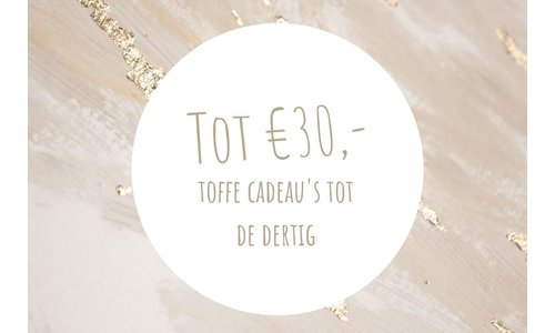 Up to € 30
