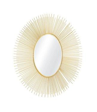 LOCO LAMA Mirror Sun 59x48cm