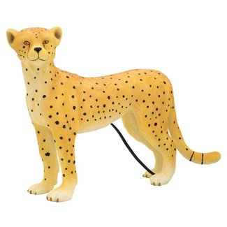 Loco Lama Loco Lama - nachtlampje kind / nachtlamp kinderkamer / jongens / meisjes / staande lamp woonkamer - luipaard / leopard / panter