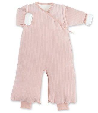 Bemini 3-9 months winter sleeping bag Velvet Blush