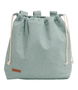 Little Dutch Pure Mint storage bag