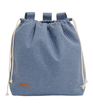 Little Dutch Pure Blue storage bag