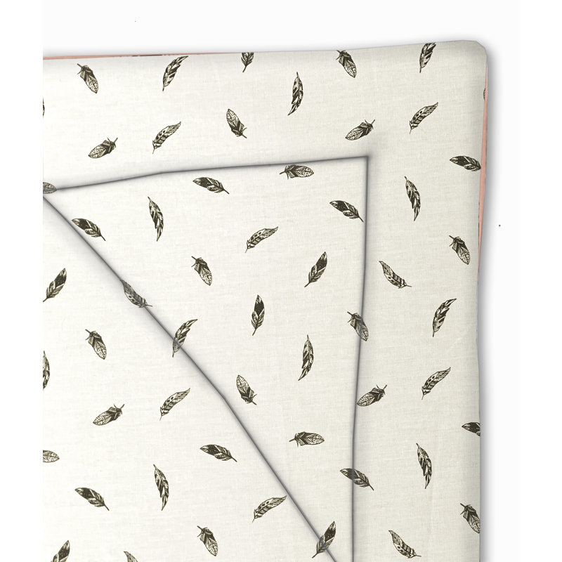 Hangloose Baby hangmat Pinky Feather