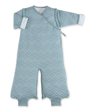 Bemini 3-9 months sleeping bag mineral blue Osaka Quilted tog 1.5