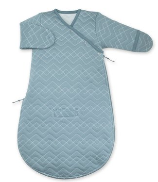 Bemini 0-3 months sleeping bag mineral blue Osaka Quilted tog 1.5