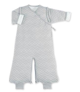 Bemini 3-9 months sleeping bag gray Osaka Quilted tog 1.5