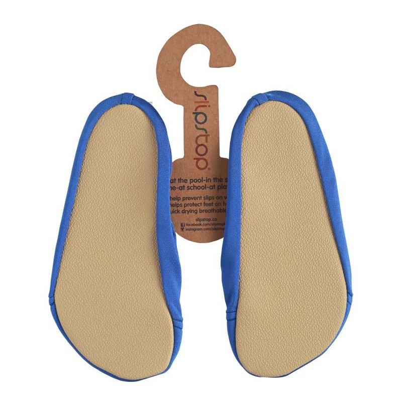 Slipstop zwemschoen blauw Sax