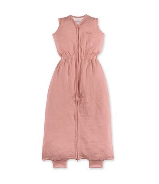 Bemini 9-24 mnd zomerslaapzak tetra jersey oud roze