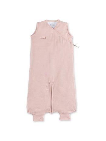 Bemini 3-9 mnd zomerslaapzak Tetra jersey roze
