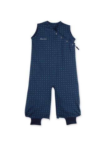 Bemini 3-9 mnd zomerslaapzak jersey Yoshi Blauw - tog 0.5