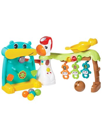 Infantino 4-in-1 Grow with me - Playland