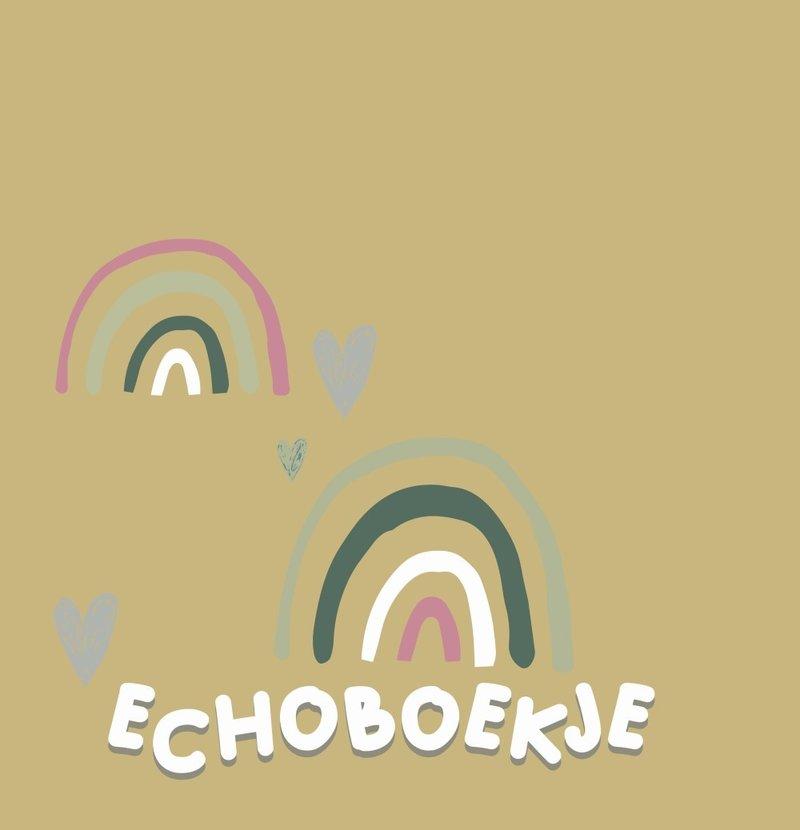 Jep! Echoboekje mosterdgeel