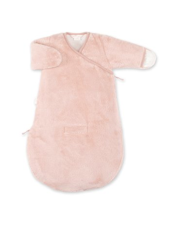 Bemini 0-3 mnd winterslaapzak Softy Jersey blush - 2.0 Tog