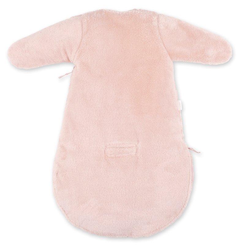 Bemini 0-3 mnd winterslaapzak Softy Jersey blush - 2.0 Tog