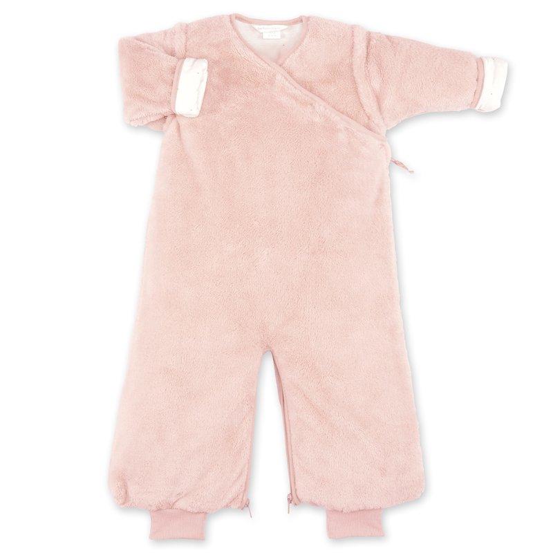 Bemini 3-9 mnd winterslaapzak Softy Jersey roze