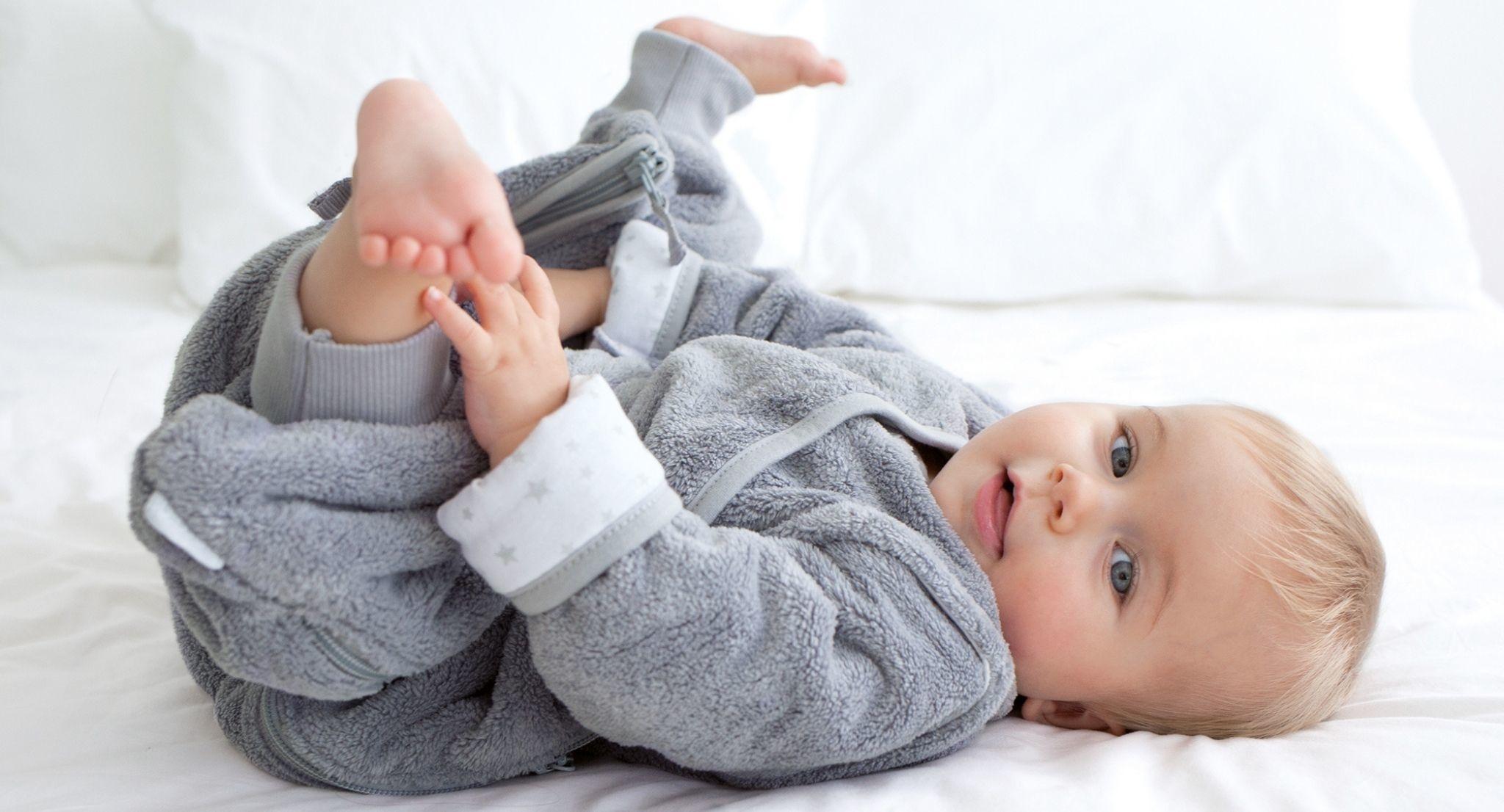 Warme winterslaapzakken voor baby en peuter