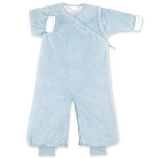 Bemini 3-9 mnd winterslaapzak Softy Jersey licht blauw