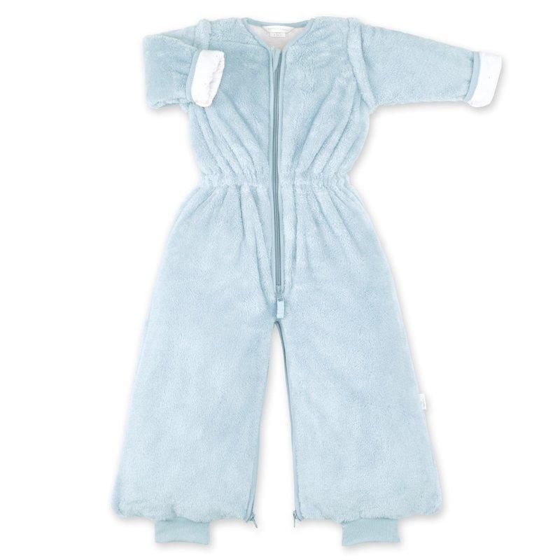 Bemini 9-24 mnd winterslaapzak Softy Jersey licht blauw - 85 cm - 2.0 Tog