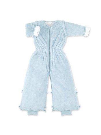 Bemini 18-36 mnd winterslaapzak Softy Jersey licht blauw