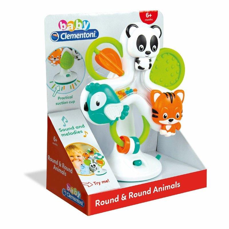 kinderstoel activity toys