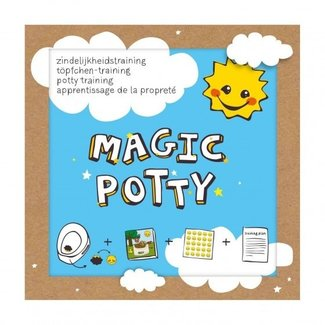 Invented 4 Kids zindelijkheidstraining magic potty