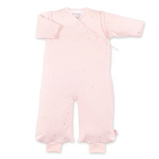 Bemini 3-9 mnd winterslaapzak Pady Jersey prety roze