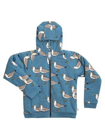 CarlijnQ Seagull - bomber with hoodie