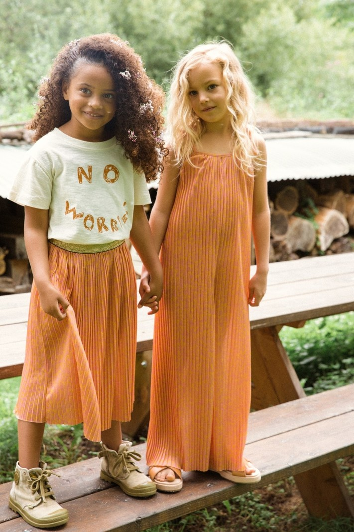 Ammehoela Kids Shirt Zoe wit/ivoor
