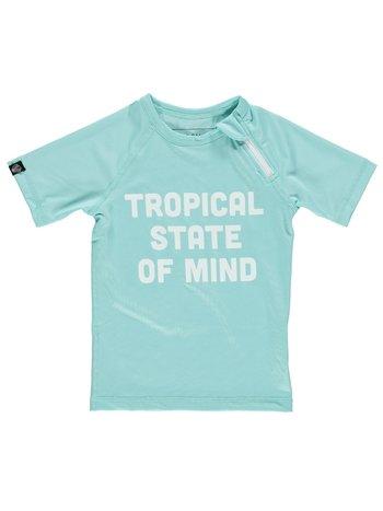 Beach and Bandits UV zwemshirt Tropical State of Mind