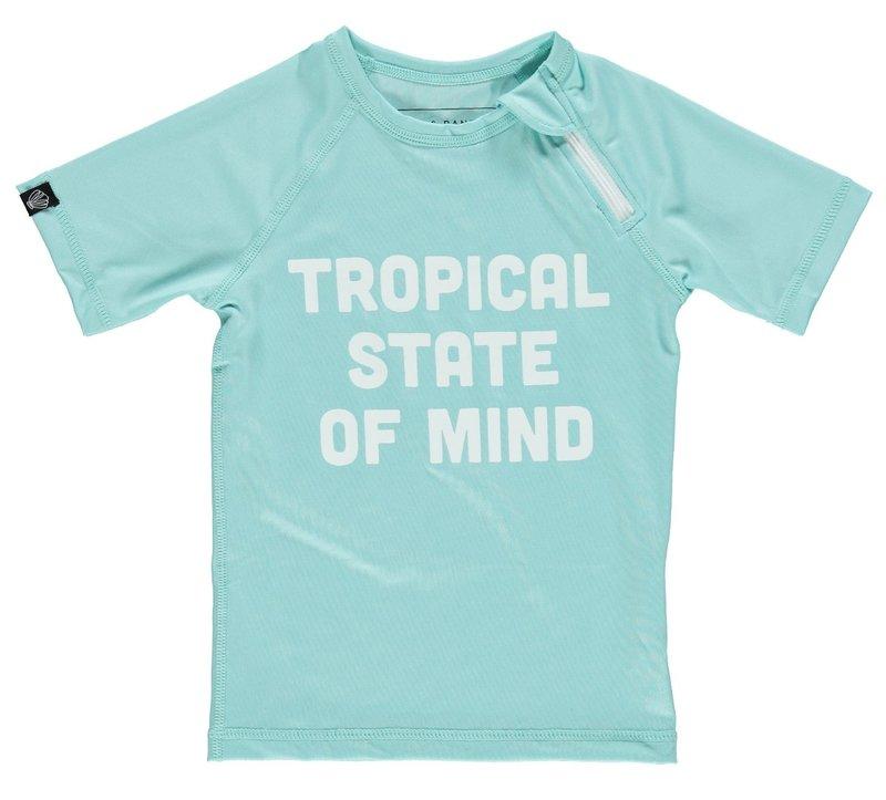 Beach & Bandits UV zwemshirt Tropical State of Mind